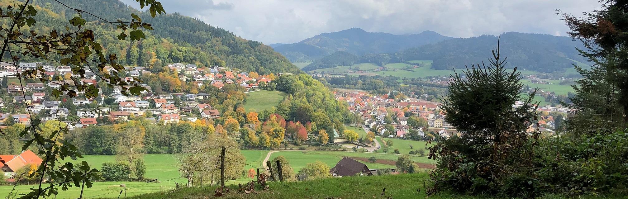 Landschaft Südbaden